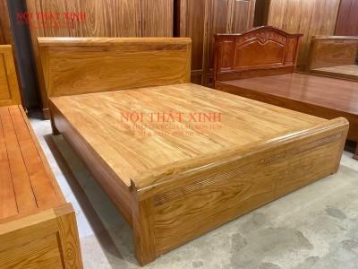 Giường gỗ cao cấp 8